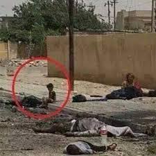 Mosul destruction