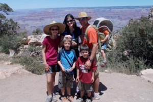 Dr Chad Family-Grand-Canyon