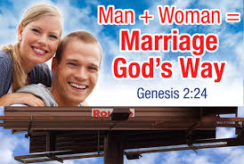 Man + Woman God's Way