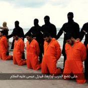 Isis beheading 21 coptic Christians