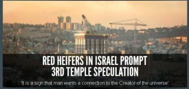 A THIRD TEMPLE IN JERUSALEM IS A SIGNIFICANT END TIMES SIGN