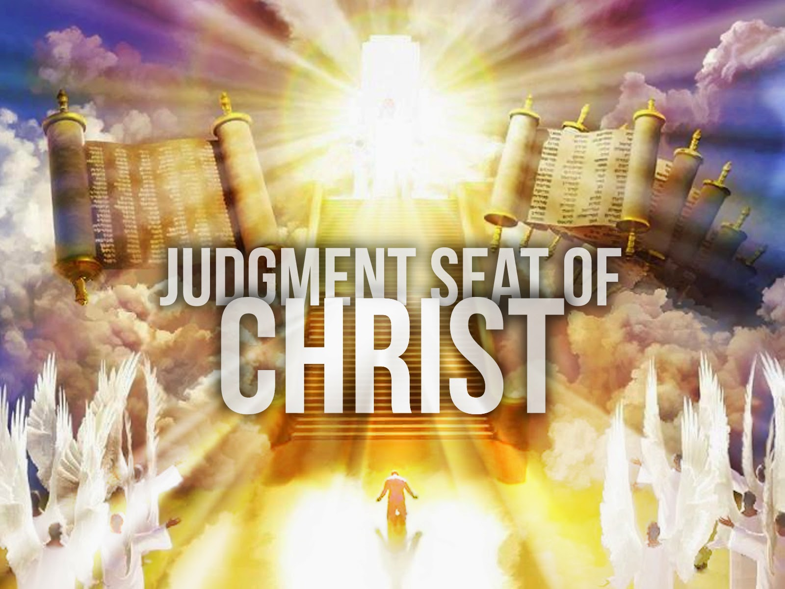 The TRUTH under FIRE: The JUDGMENT SEAT Of CHRIST – PART 1 of 3
